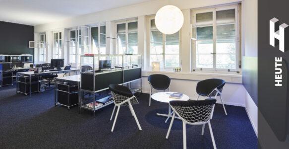 Miete Büro- und Lagerflächen